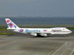Euro2007さんが、羽田空港で撮影したJALウェイズ 747-246Bの航空フォト(写真)