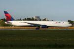 ヨルダンさんが、成田国際空港で撮影したデルタ航空 767-432/ERの航空フォト(写真)