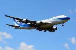 あつべえさんが、成田国際空港で撮影した日本貨物航空 747-481F/SCDの航空フォト(写真)