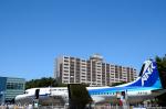Gaoskyさんが、所沢航空記念公園で撮影した全日空 YS-11A-500の航空フォト(写真)