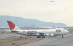 チャーリーマイクさんが、関西国際空港で撮影した日本アジア航空 747-246Bの航空フォト(写真)