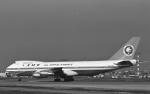 チャーリーマイクさんが、福岡空港で撮影した全日空 747SR-81の航空フォト(写真)