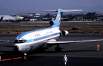 チャーリーマイクさんが、名古屋飛行場で撮影した全日空 727-281の航空フォト(写真)