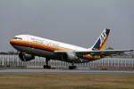Gambardierさんが、伊丹空港で撮影した日本エアシステム A300B4-203の航空フォト(写真)