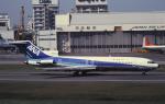 チャーリーマイクさんが、羽田空港で撮影した全日空 727-281/Advの航空フォト(写真)