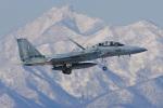 KAWAIさんが、千歳基地で撮影した航空自衛隊 F-15DJ Eagleの航空フォト(写真)