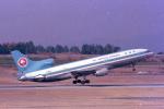 チャーリーマイクさんが、熊本空港で撮影した全日空 L-1011-385-1 TriStar 50の航空フォト(写真)