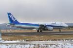 だいちゃん@RJSSさんが、仙台空港で撮影した全日空 A320-211の航空フォト(写真)