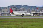 HISATAKUさんが、松山空港で撮影した日本エアコミューター 340Bの航空フォト(写真)