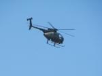 FY1030さんが、真駒内駐屯地で撮影した陸上自衛隊 OH-6Dの航空フォト(写真)