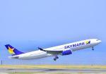 tomo@Germanyさんが、羽田空港で撮影したスカイマーク A330-343Xの航空フォト(写真)