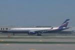pringlesさんが、ジョン・F・ケネディ国際空港で撮影したアエロフロート・ロシア航空 A330-343Xの航空フォト(写真)