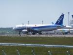 いおんさんが、新千歳空港で撮影した全日空 A320-211の航空フォト(写真)