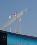 国立競技場で撮影された航空自衛隊 - Japan Air Self-Defense Forceの航空機写真