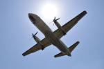 もほりんさんが、伊丹空港で撮影した日本エアコミューター 340Bの航空フォト(写真)