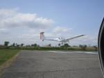 どっかの人さんが、大利根飛行場で撮影した日本個人所有 H-36 Dimonaの航空フォト(写真)