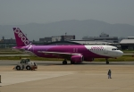 いっち〜@RJFMさんが、福岡空港で撮影したピーチ A320-214の航空フォト(写真)