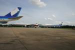Darrenさんが、テューペロ・リージョナル空港で撮影した全日空 747-481(D)の航空フォト(写真)