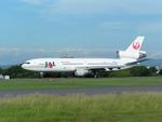 かみきりむしさんが、名古屋飛行場で撮影した日本航空 DC-10-40の航空フォト(写真)