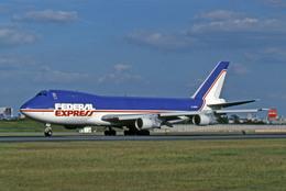 Gambardierさんが、伊丹空港で撮影したフェデックス・エクスプレス 747-249F/SCDの航空フォト(写真)