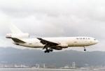 関西国際空港 - Kansai International Airport [KIX/RJBB]で撮影されたワールド・エアウェイズ - World Airways [WO/WOA]の航空機写真