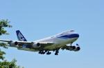 kazuhiro5000rpmさんが、成田国際空港で撮影した日本貨物航空 747-481F/SCDの航空フォト(写真)