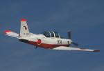 チャーリーマイクさんが、新田原基地で撮影した航空自衛隊 T-7の航空フォト(写真)