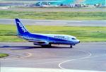 リョウさんが、羽田空港で撮影したエアーニッポン 737-281/Advの航空フォト(写真)