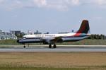 Gambardierさんが、伊丹空港で撮影した東亜国内航空 YS-11A-221の航空フォト(写真)