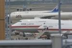 SC34さんが、羽田空港で撮影した航空自衛隊 747-47Cの航空フォト(写真)