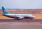 maverickさんが、羽田空港で撮影した全日空 737-281/Advの航空フォト(写真)