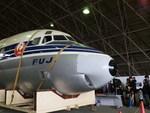 りんたろうさんが、羽田空港で撮影した日本航空 DC-8-32の航空フォト(写真)