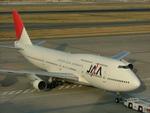 Y@RJGGさんが、羽田空港で撮影した日本アジア航空 747-346の航空フォト(写真)