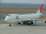 Y@RJGGさんが、中部国際空港で撮影した日本航空 747-246Bの航空フォト(写真)