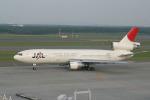 さっしんさんが、新千歳空港で撮影した日本航空 DC-10-40Iの航空フォト(写真)