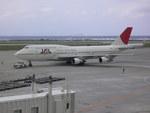 bb212さんが、那覇空港で撮影した日本航空 747-146B/SR/SUDの航空フォト(写真)