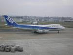 bb212さんが、福岡空港で撮影した全日空 747-281Bの航空フォト(写真)