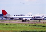 amagoさんが、成田国際空港で撮影した日本航空 747-246F/SCDの航空フォト(写真)
