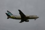 pringlesさんが、福岡空港で撮影したエアプサン 737-58Eの航空フォト(写真)