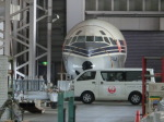 東亜国内航空さんが、羽田空港で撮影した日本航空 DC-8-32の航空フォト(写真)