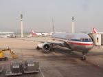 ライトレールさんが、アントニオ・カルロス・ジョビン国際空港で撮影したアメリカン航空 767-323/ERの航空フォト(写真)