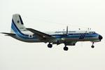 ゆんふぁさんが、茨城空港で撮影した海上保安庁 YS-11A-200の航空フォト(写真)