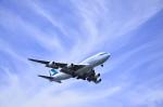 tomo@Germanyさんが、羽田空港で撮影したキャセイパシフィック航空 747-467の航空フォト(写真)