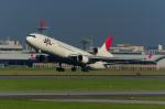 チーフさんが、福岡空港で撮影した日本航空 MD-11の航空フォト(写真)