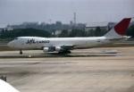amagoさんが、ドンムアン空港で撮影した日本航空 747-246F/SCDの航空フォト(写真)
