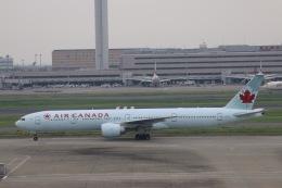 kikiさんが、羽田空港で撮影したエア・カナダ 777-333/ERの航空フォト(写真)