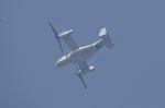 ばっしーさんが、自宅で撮影したアメリカ海兵隊 - United States Marine Corps MV-22Bの航空フォト(写真)