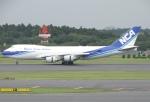 koukiさんが、成田国際空港で撮影した日本貨物航空 747-481F/SCDの航空フォト(写真)