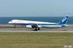 JOY-AIRさんが、大分空港で撮影した全日空 A321-131の航空フォト(写真)