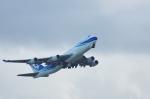 ひで爺さんが、那覇空港で撮影した日本貨物航空 747-4KZF/SCDの航空フォト(写真)